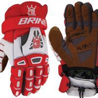 Brine King 4 Lacrosse Gloves
