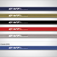 "Gait Ice 30"" Attack Lacrosse Shaft"