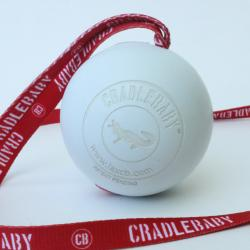Cradlebaby lacrosse training ball