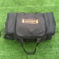 Akando Sports Bag - deodorise your lacrosse gear