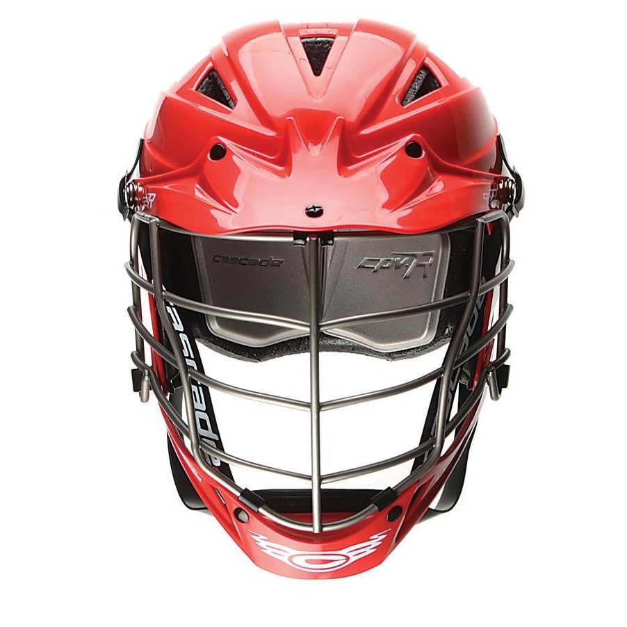Cascade CPV-R Lacrosse Helmet Review | Lacrosse Gear Review