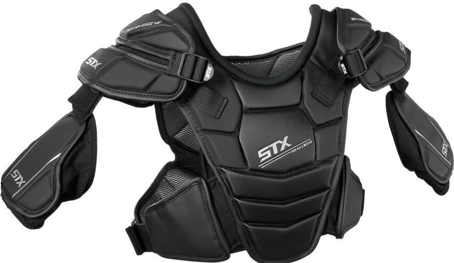 STX Shadow Lacrosse shoulder pad review